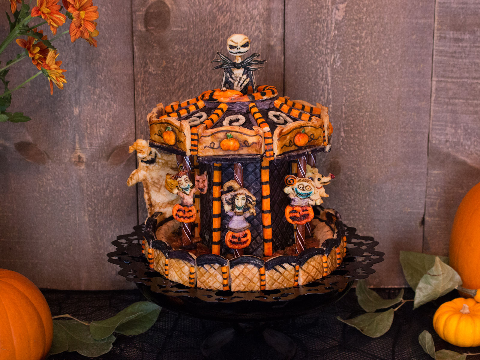 13 halloween themed pies that are sweet savory and spooky
