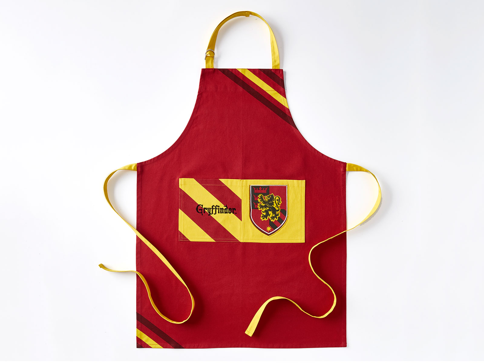 gryffindor apron red and yellow harry potter
