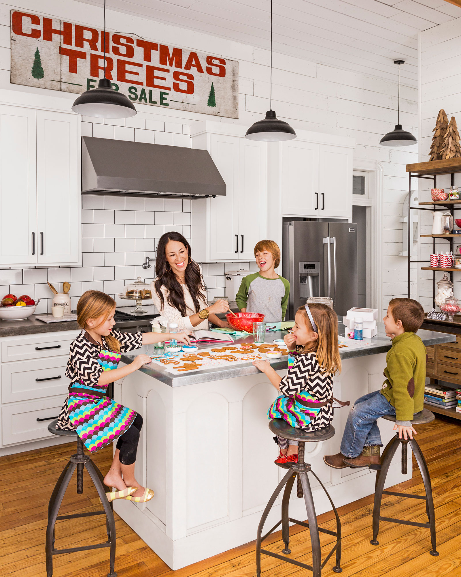 Joanna Gaines Reveals What She Loves Most About Her Much-Copied Kitchen: 'I Stalked That Thing for Two Years'