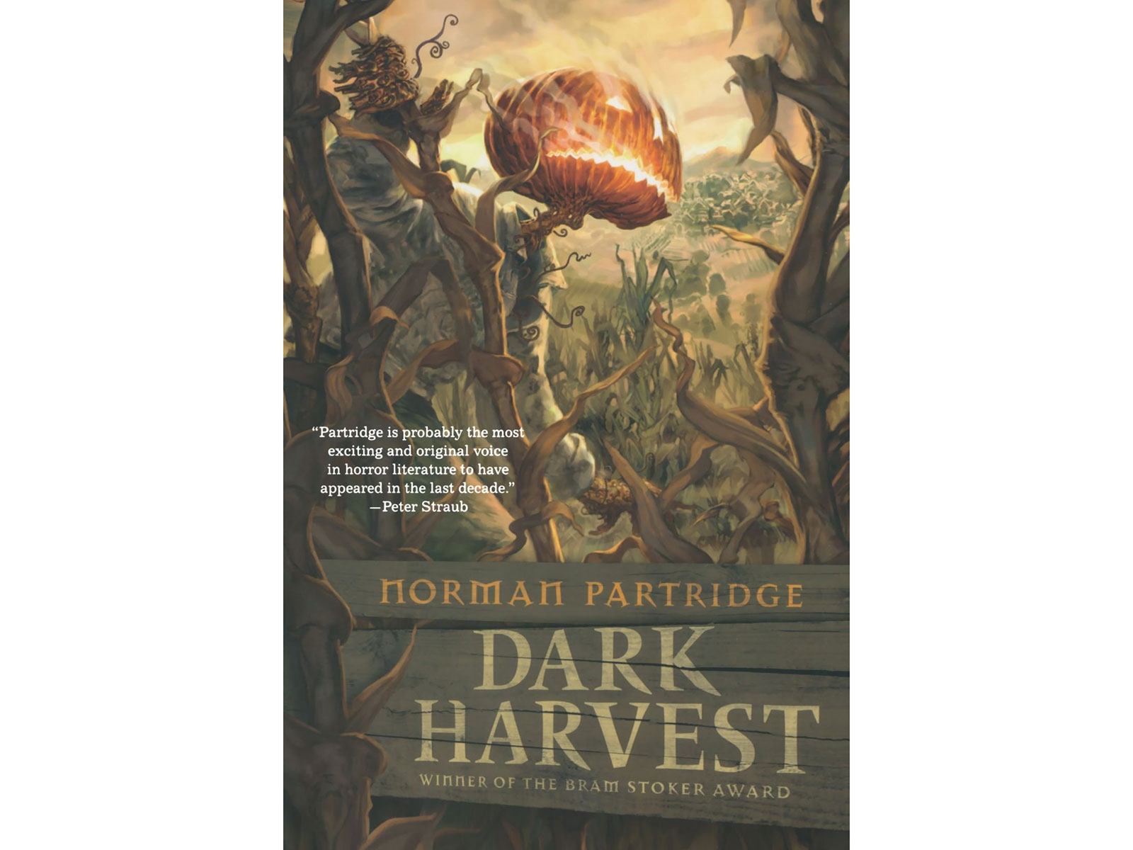 dark harvset book