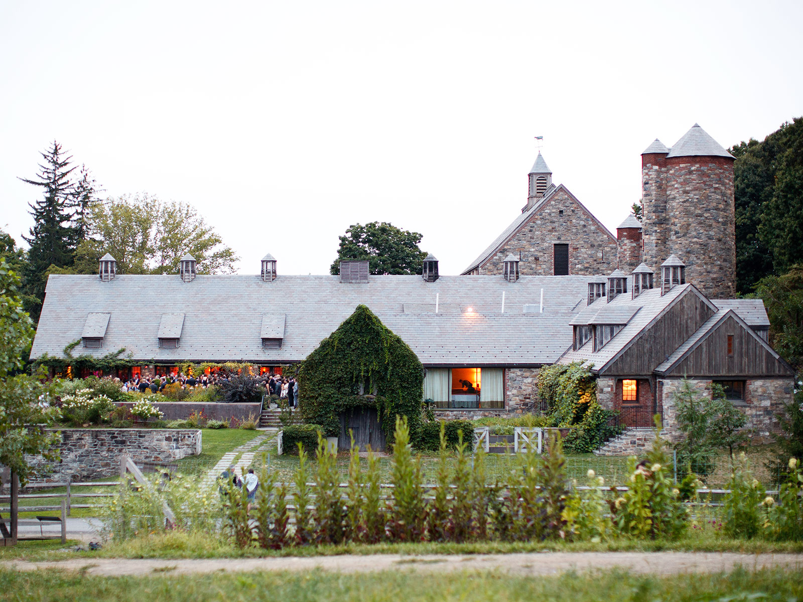 blue hill cafe stone barn