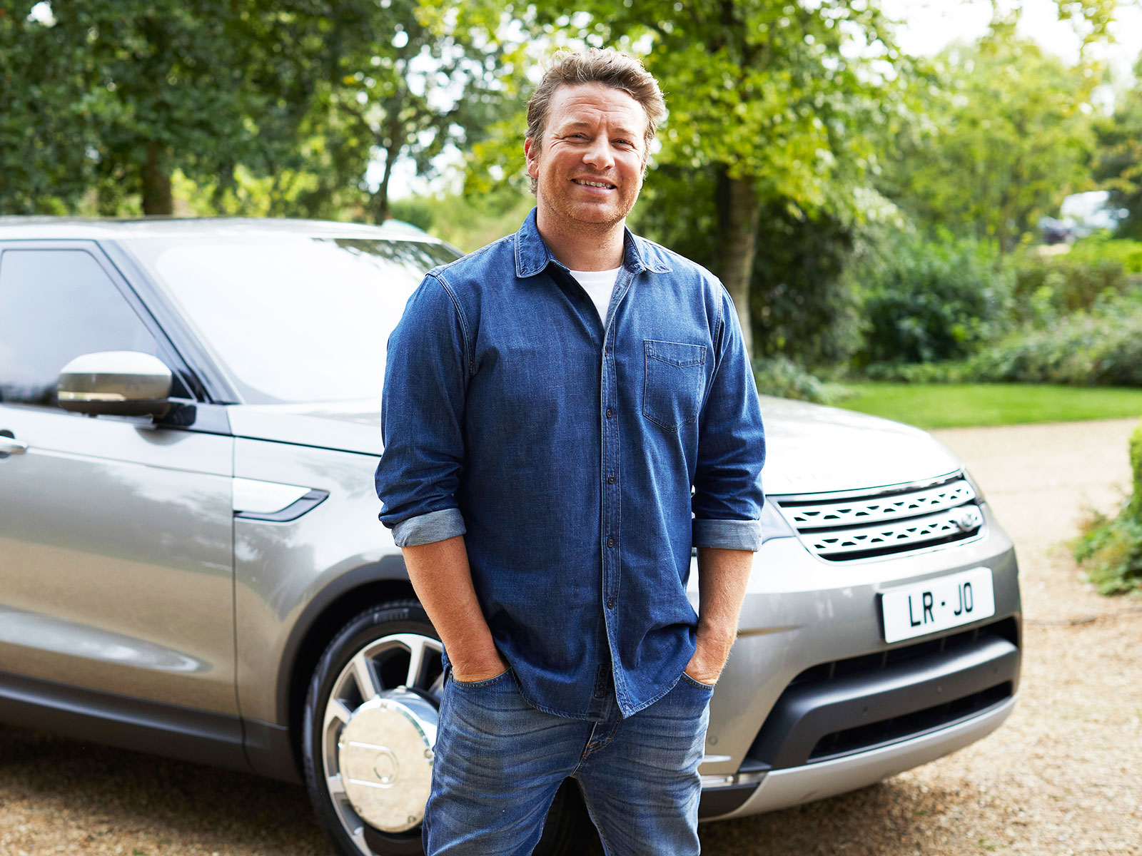 Jamie Oliver on When He'll Throw in the Towel
