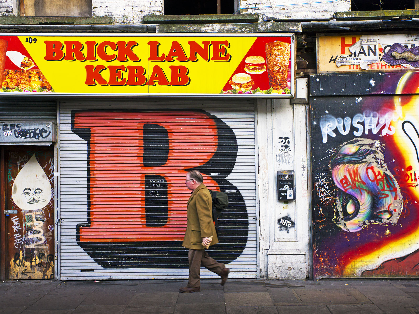 brick lane kebabs in london