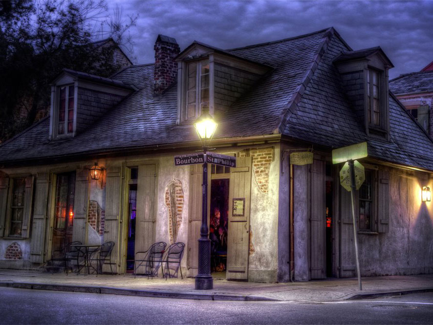 Lafitte's Blacksmith