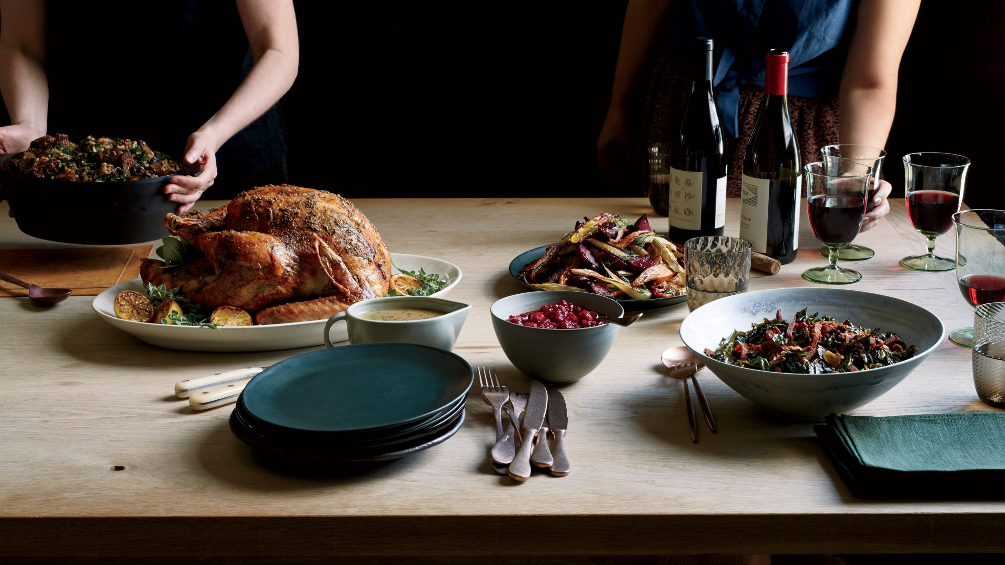 The Plenty Project: Ultimate Recipes for a Thanksgiving Without Waste