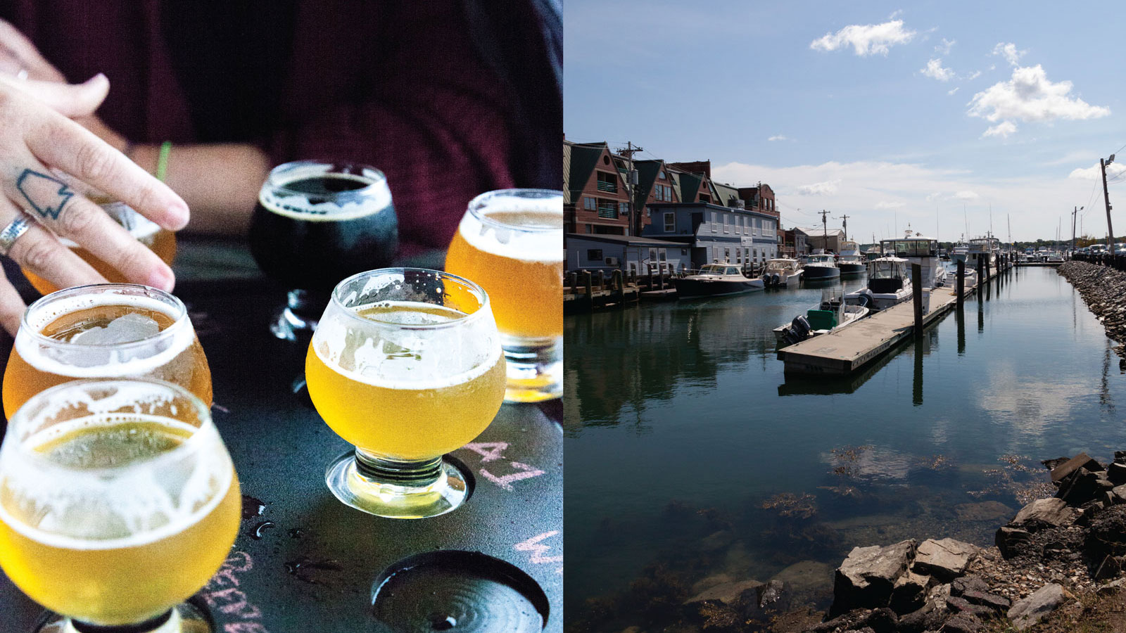 A New England Brewery Road Trip