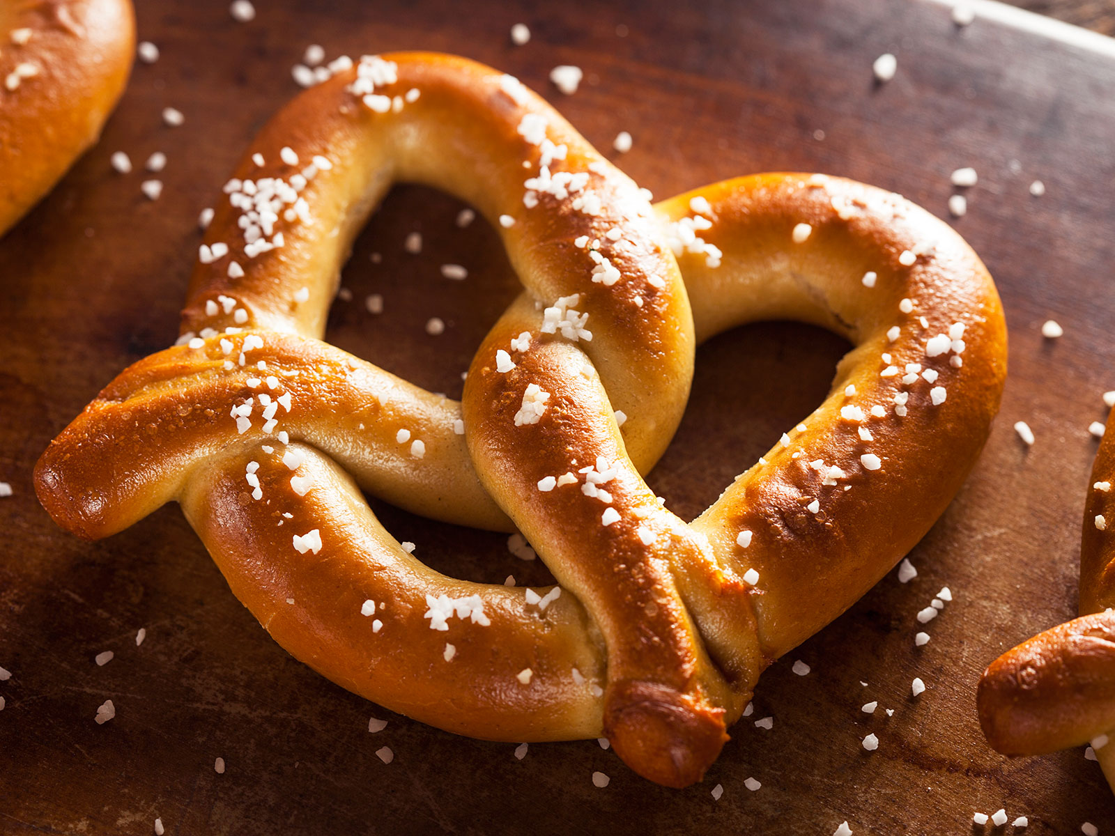 make your own pretzels