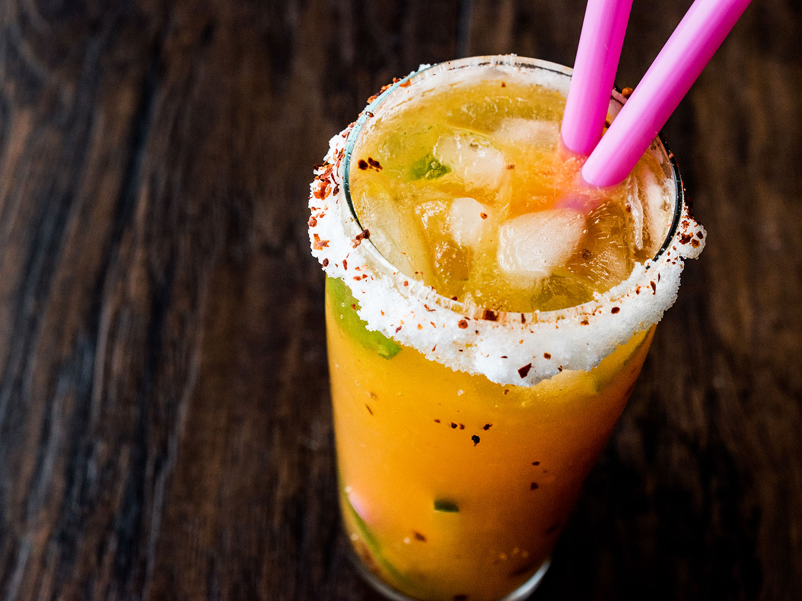 Upgrade Your Micheladas This Weekend