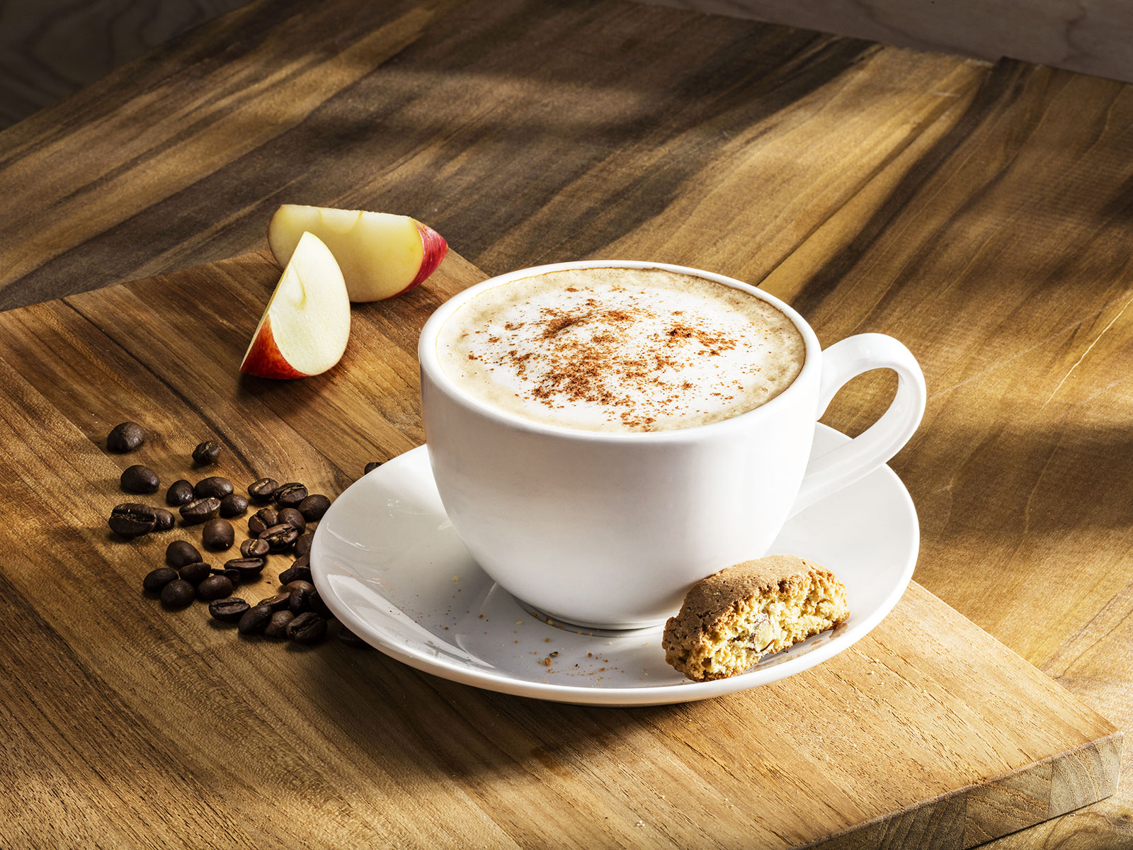 Olive Garden Introduces a Caramel Apple Butter Latte