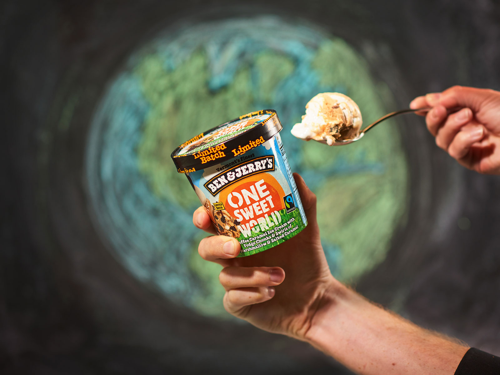 Ben & Jerry's Newest Flavor Will Support Social Justice