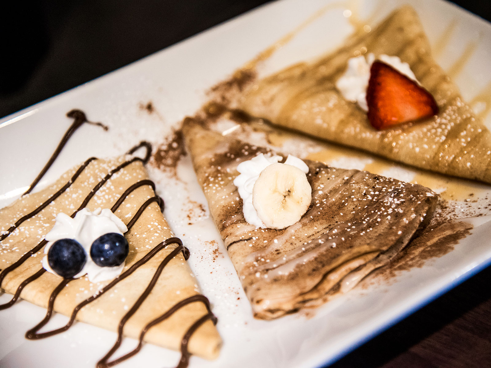 crepes of the month at creperie