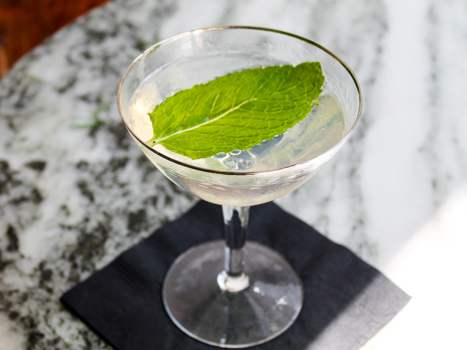 A Well Tempered Cocktail