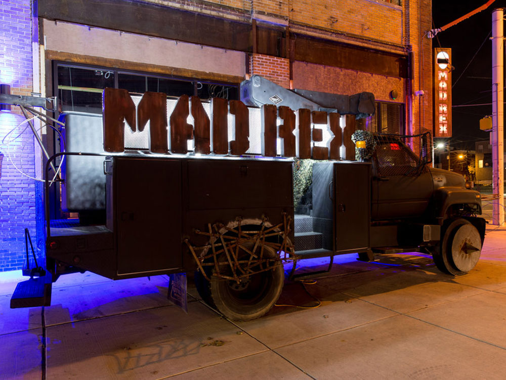 The 'World's First Post-Apocalyptic Restaurant' Opens in Philadelphia