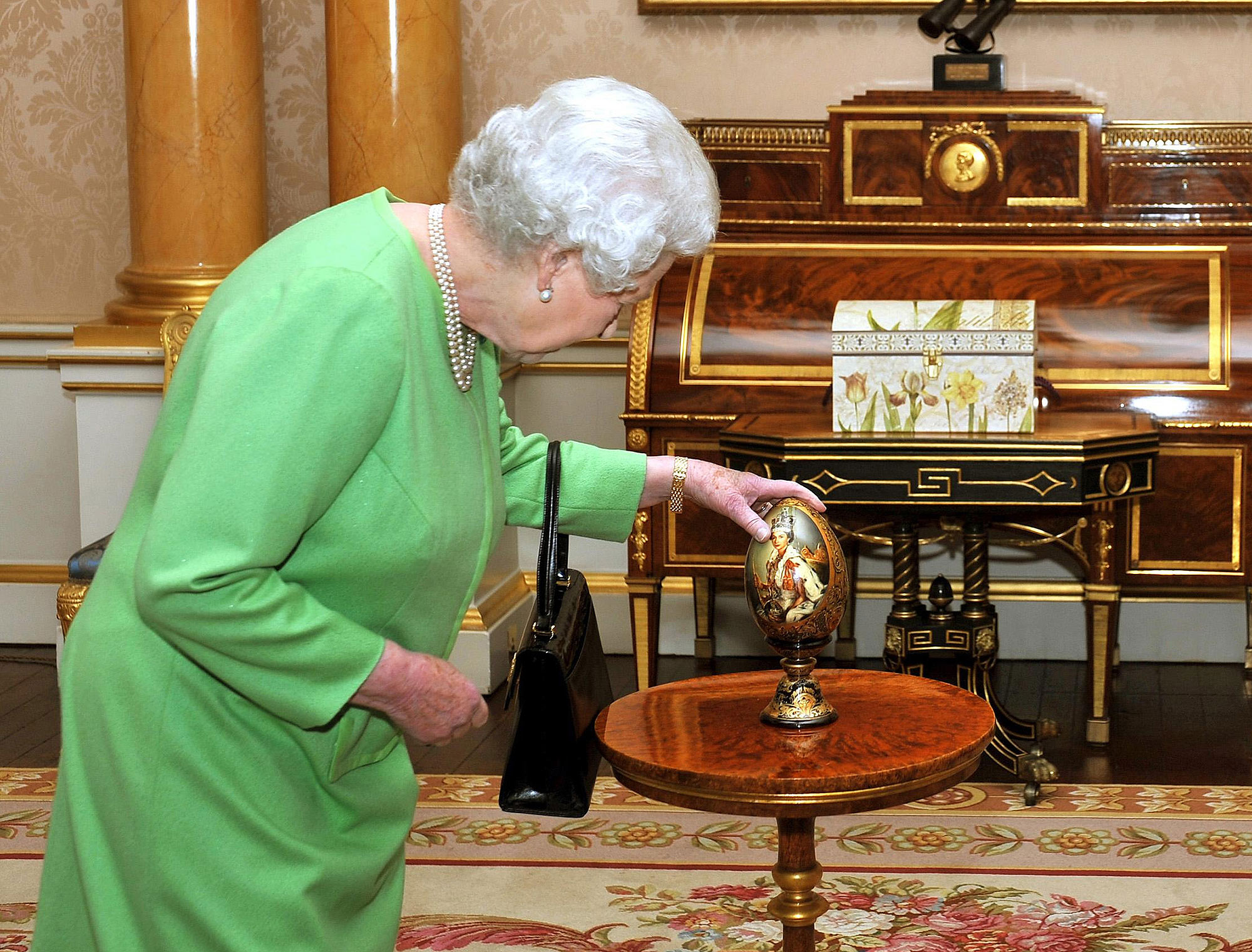 Is There an Egg Hunt at the Palace? Here's How the Queen Celebrates Easter