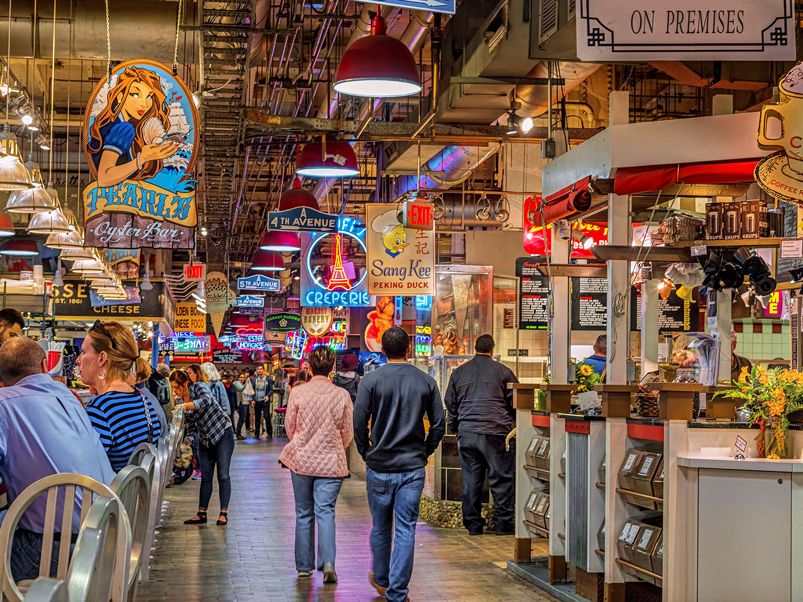 reading terminal market shops
