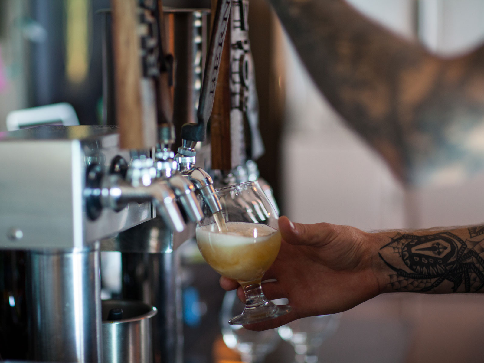 A Craft Beer Crawl Down the Pacific Coast Highway
