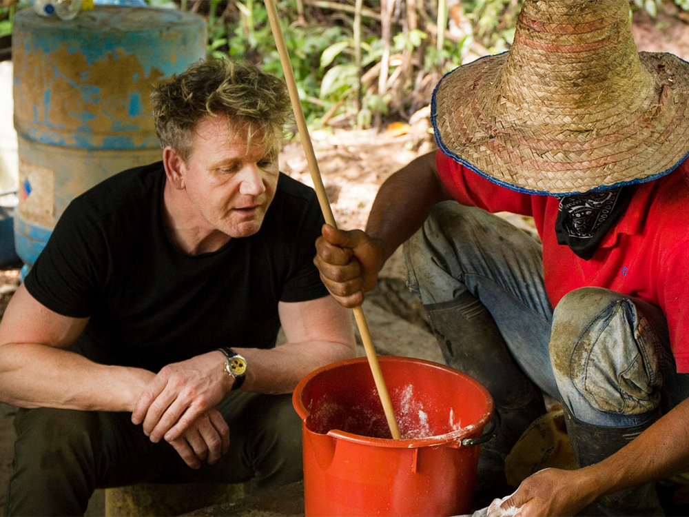 Viewers Had A Very Strong Reaction To New Documentary 'Gordon Ramsay On Cocaine'