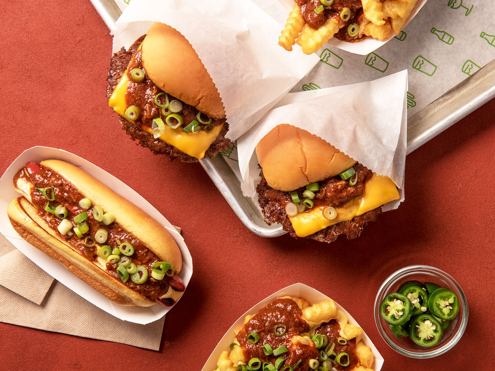 Shake Shack Is Adding Chili to Its Menu Just in Time for Winter