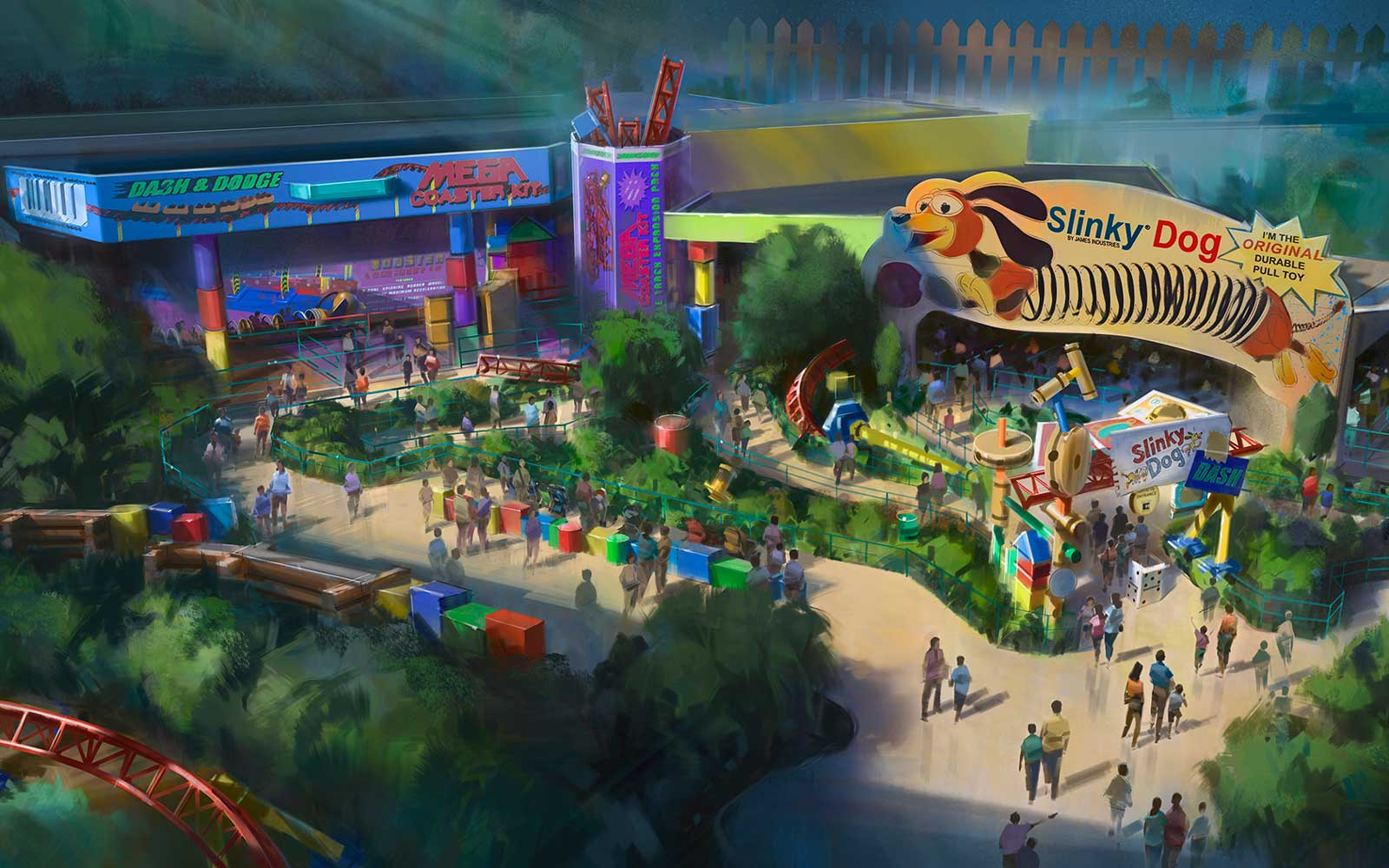 Disney World Just Revealed Exciting New Details About Toy Story Land