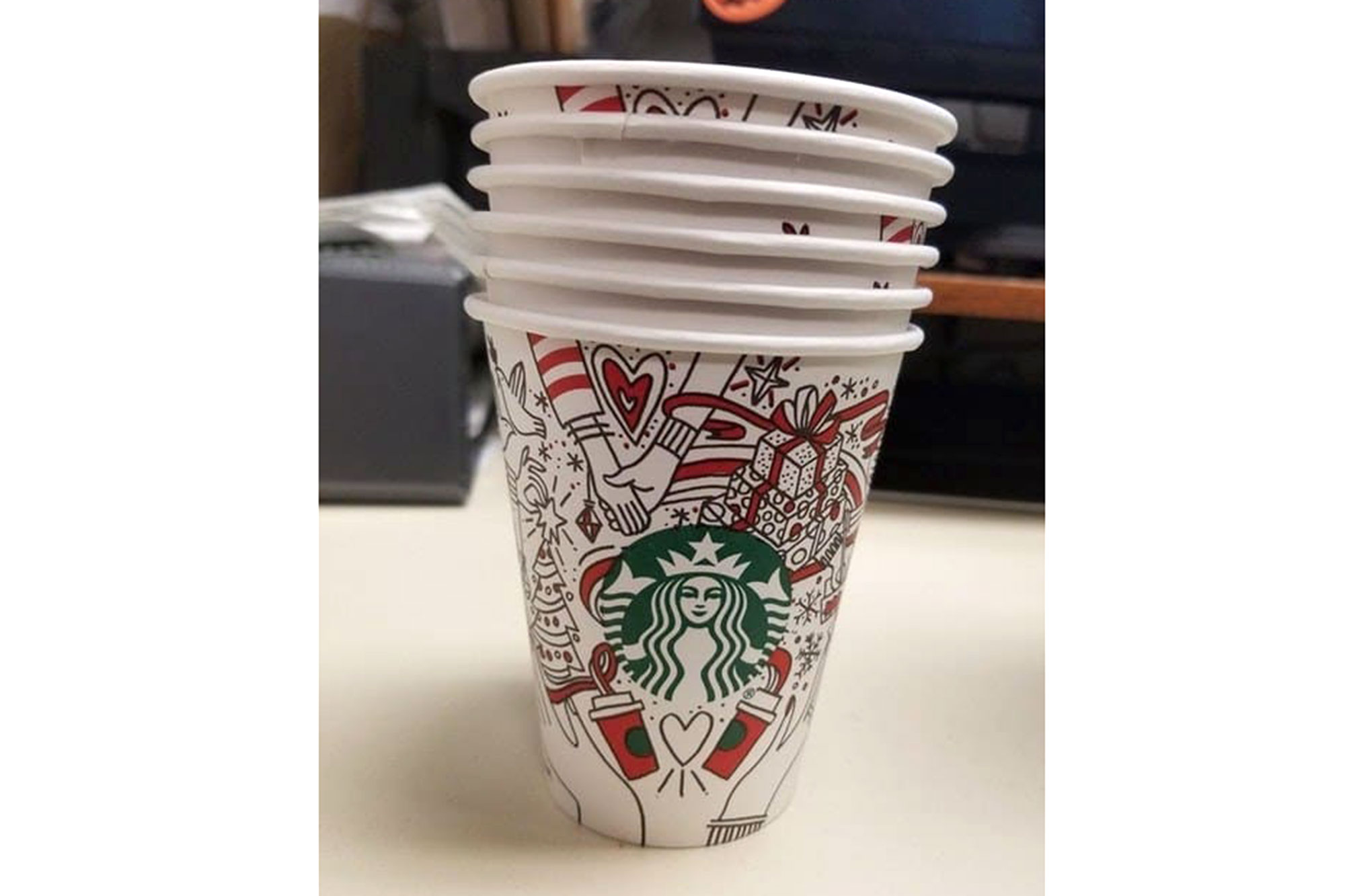Here's What Starbucks Holiday Cups Might Look Like This Year