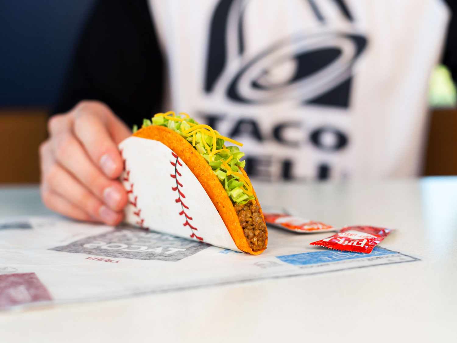 taco bell and mlb steal a base steal a taco