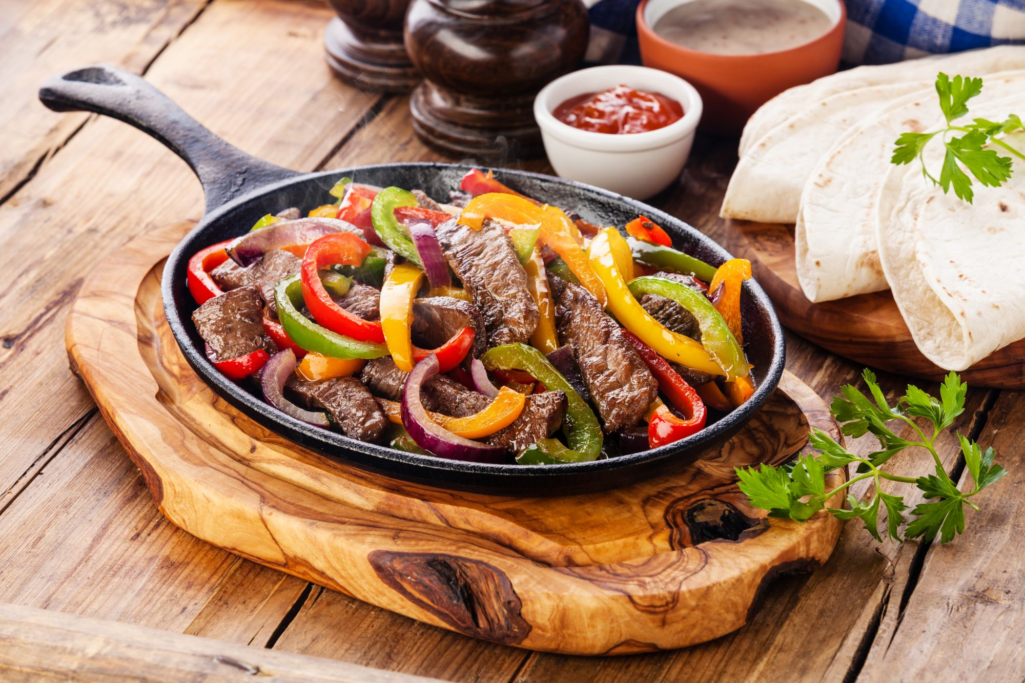 Texas Man Arrested for Stealing $1.2 Million Worth of Fajitas