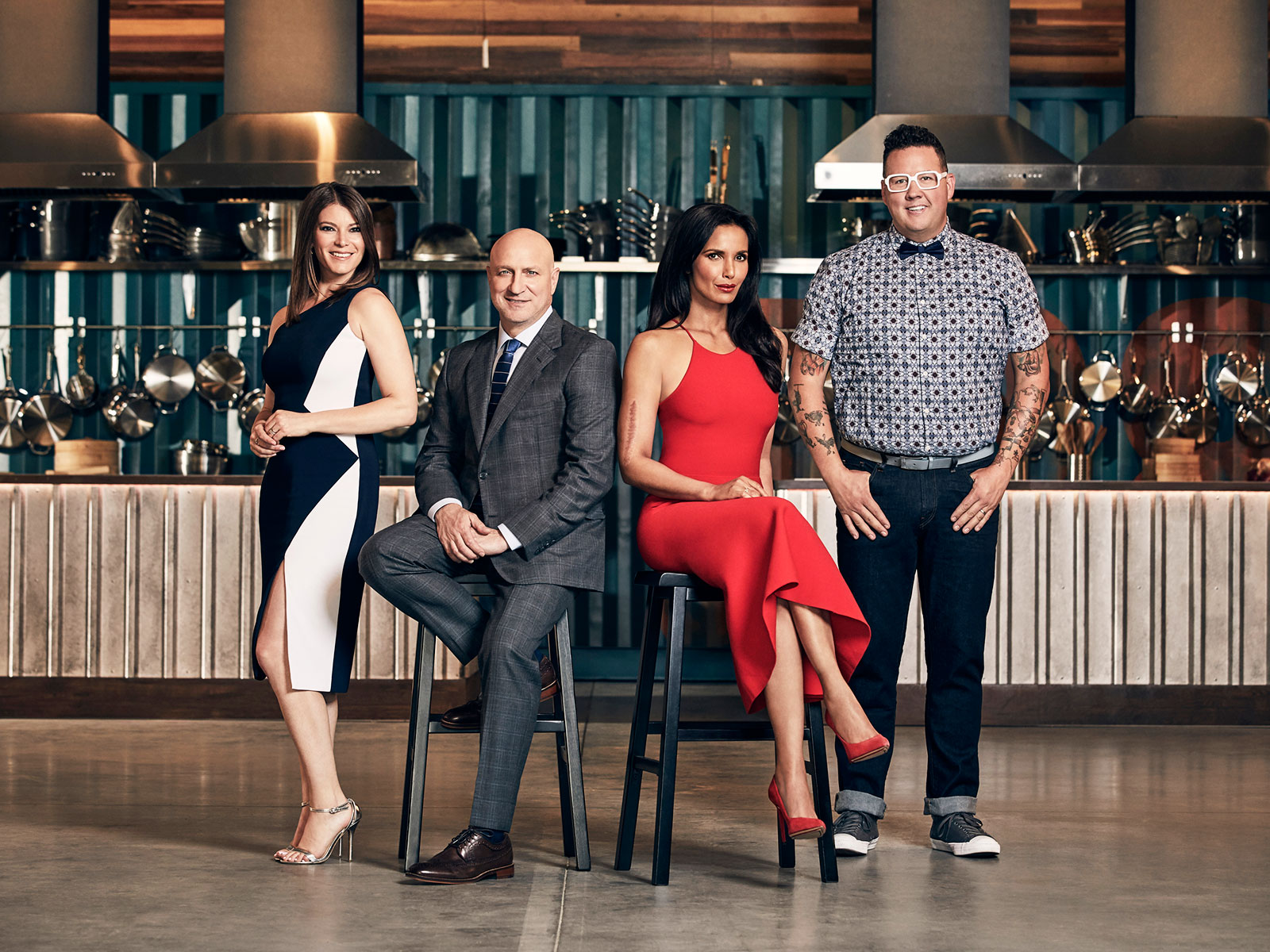 'Top Chef' Judges Will Compete Against Each Other For The First Time