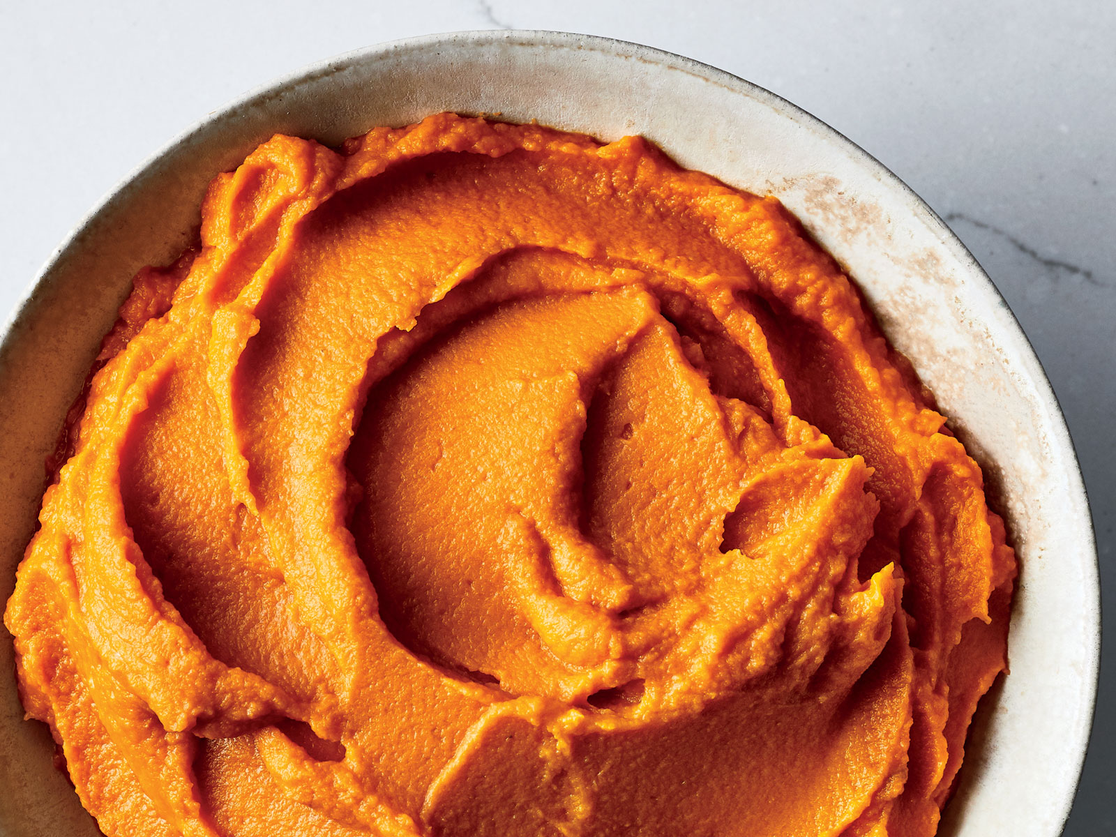 Whipped Sweet Potatoes with Coconut Yogurt
