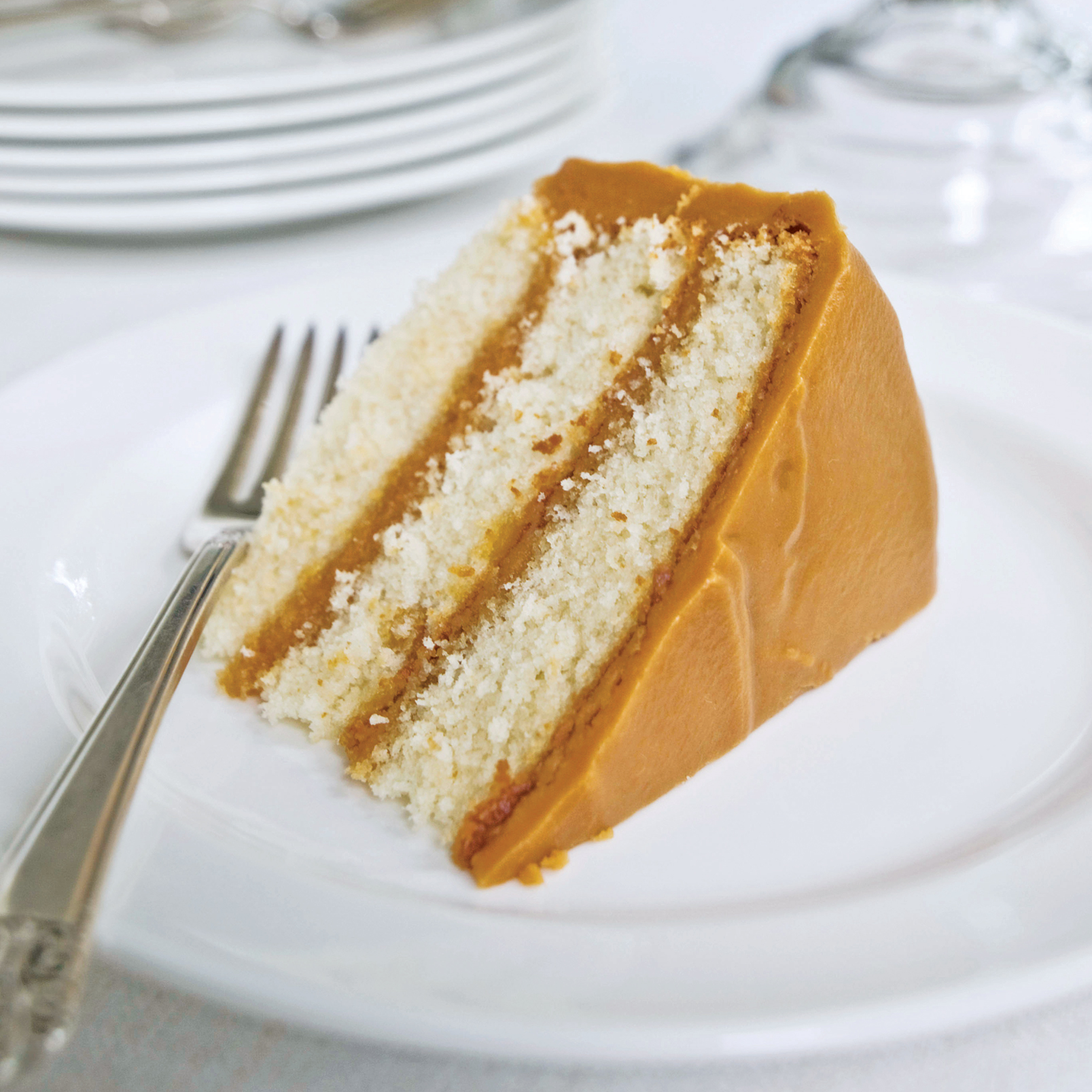 Best-Ever Caramel Cake | Food & Wine