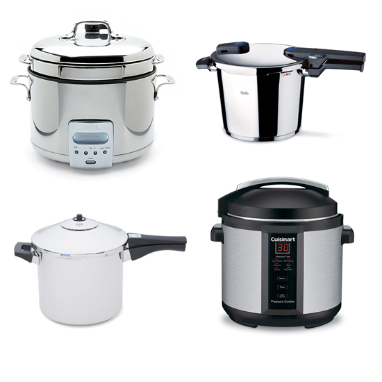 How the Pressure Cooker Can Be Your Holiday Savior