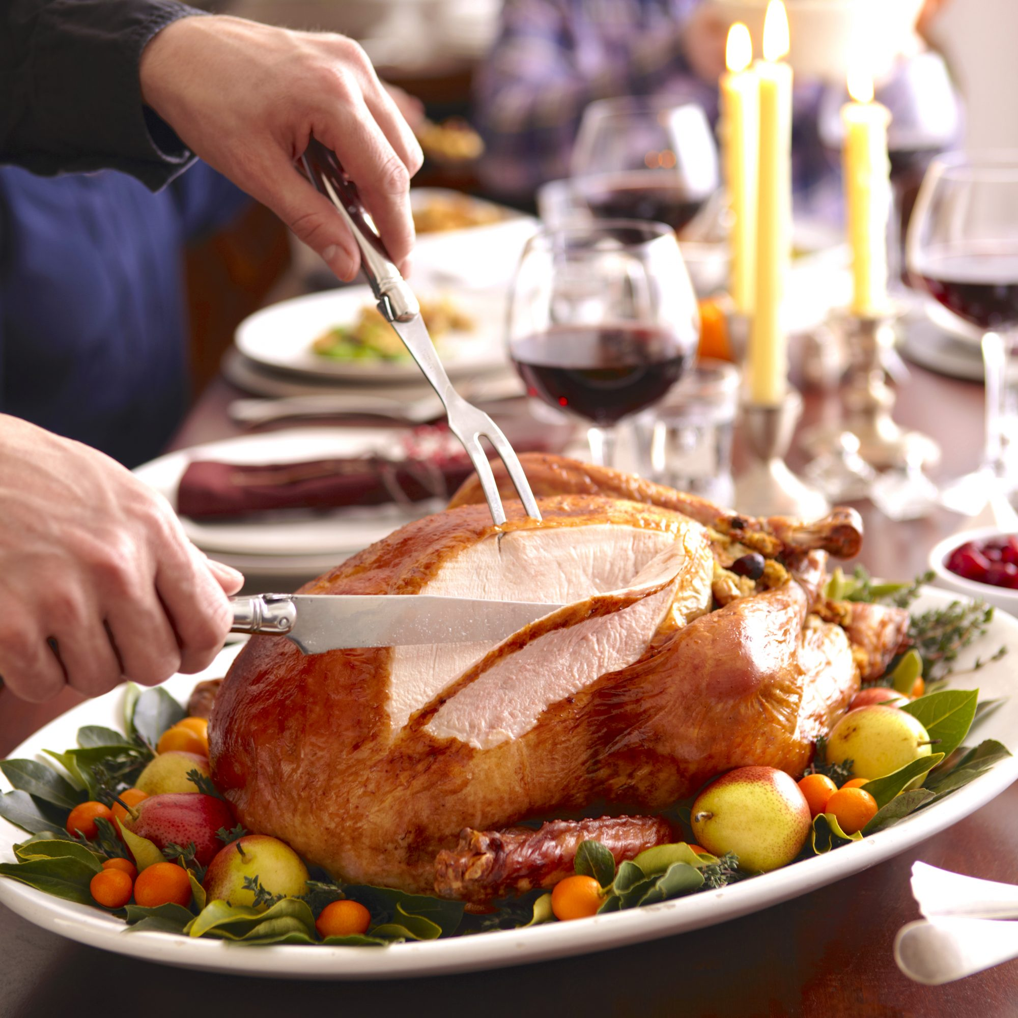 How Hollywood Food Stylists Make the Perfect Holiday Turkey