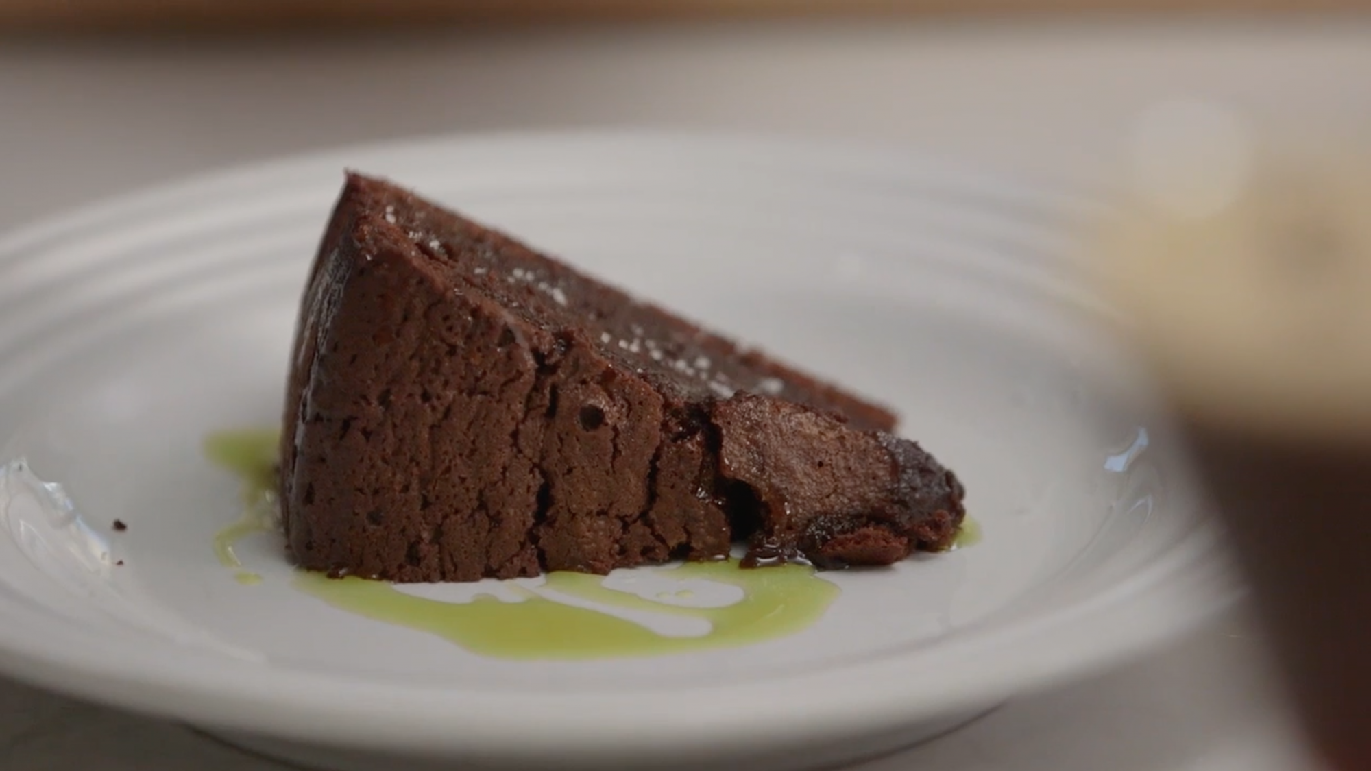 Ludo Lefebvre's Chocolate Cake and Espresso Martini Are a Dessert Dream Come True