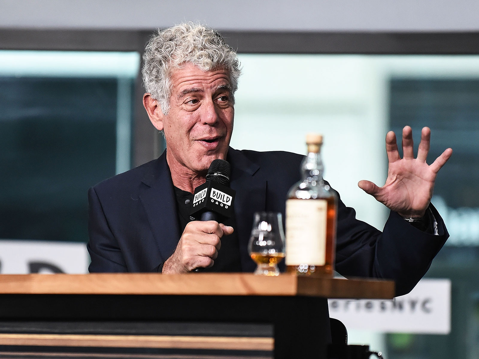 Anthony Bourdain Brings Green Day a Scotch-Infused Drum on 'Raw Craft' Season Finale
