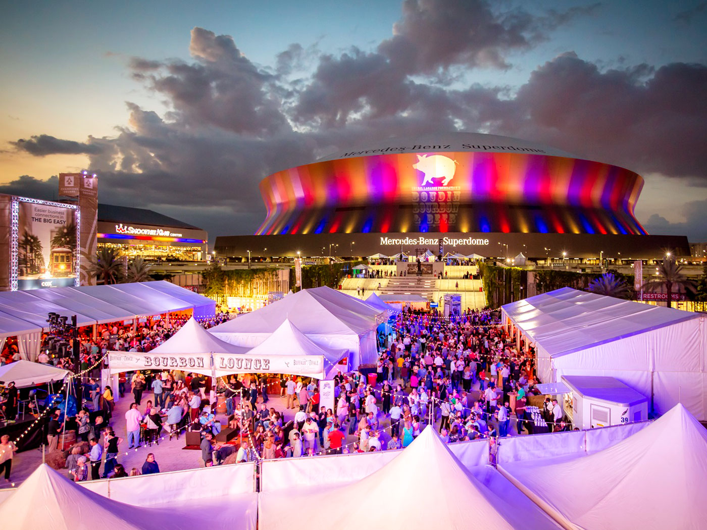 boudin bourbon and beer festival for emeril lagasse foundation