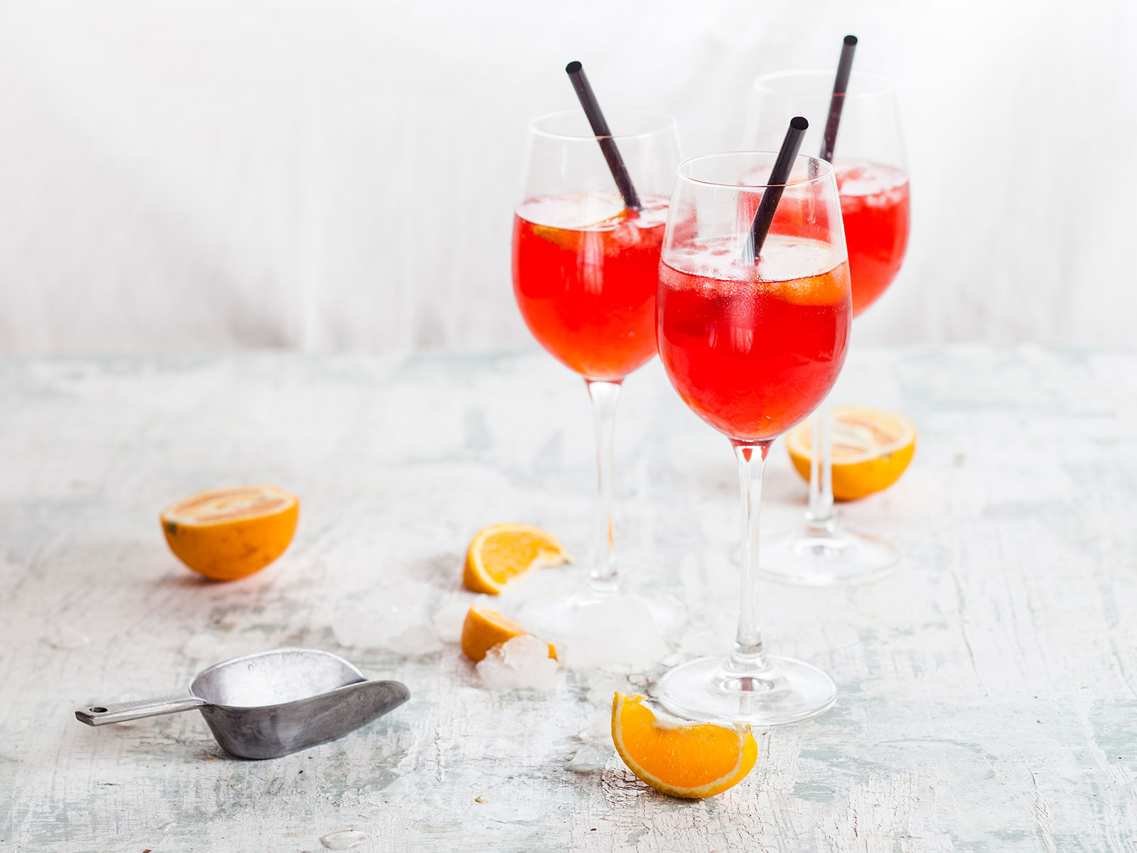5 Places to Drink an Aperol Spritz in Rome Right Now