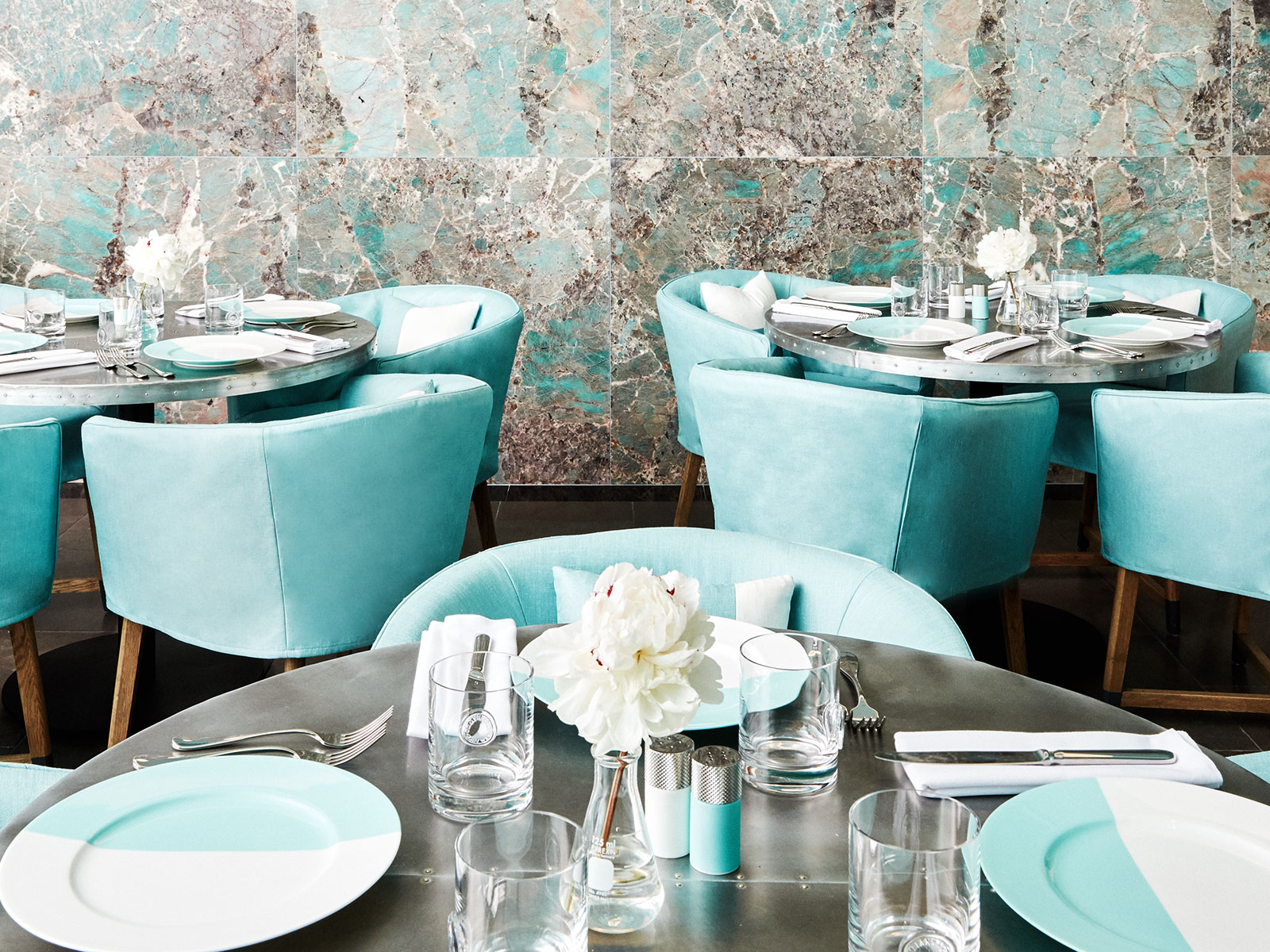Tiffany's Is Finally Offering Breakfast at Tiffany's at the Blue Box Café