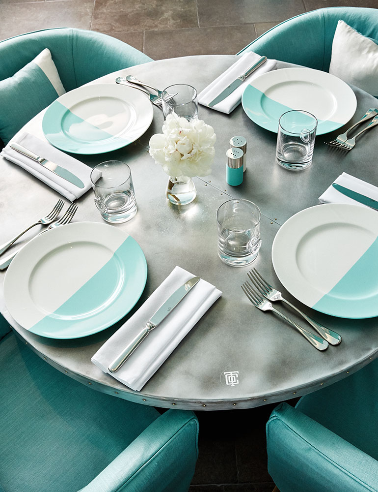 Breakfast at Tiffany's - At long last, Fifth Avenue store opens a cafe