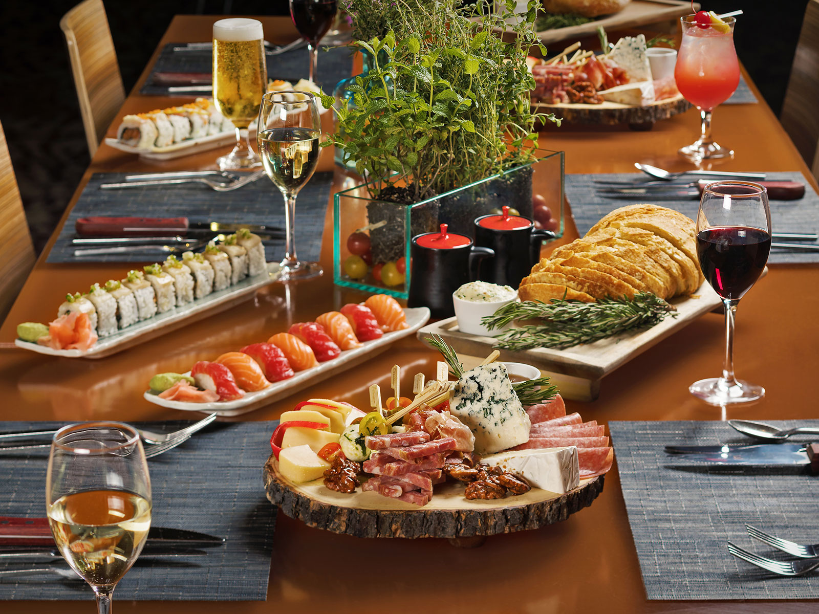 The Mirage Las Vegas Adds a Chef's Table to Its Buffet