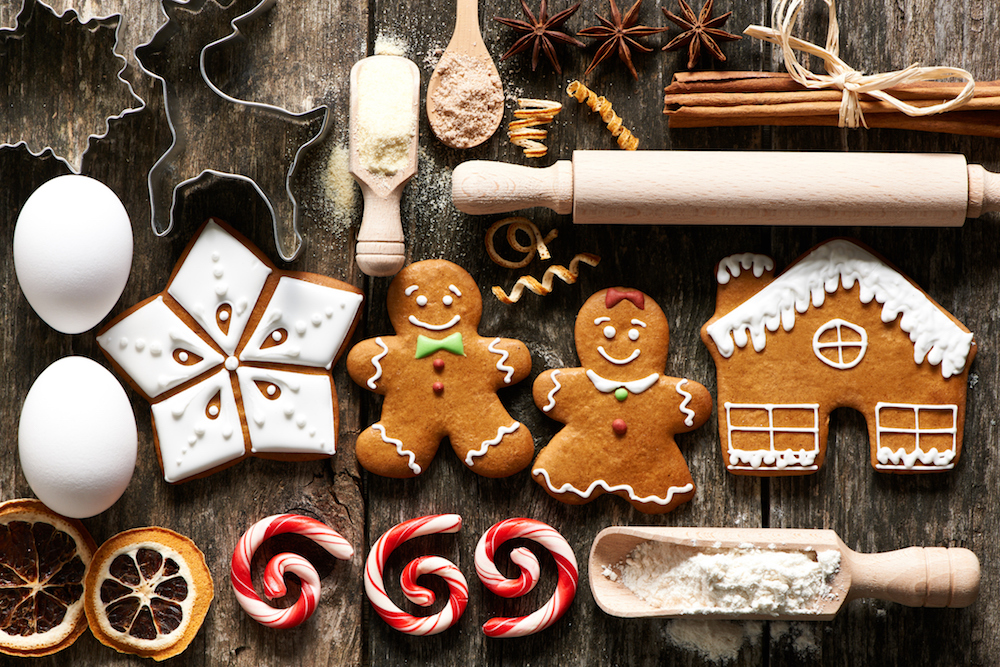 Kitchen Christmas Decorating Ideas That Will Cheer Up the Cook!