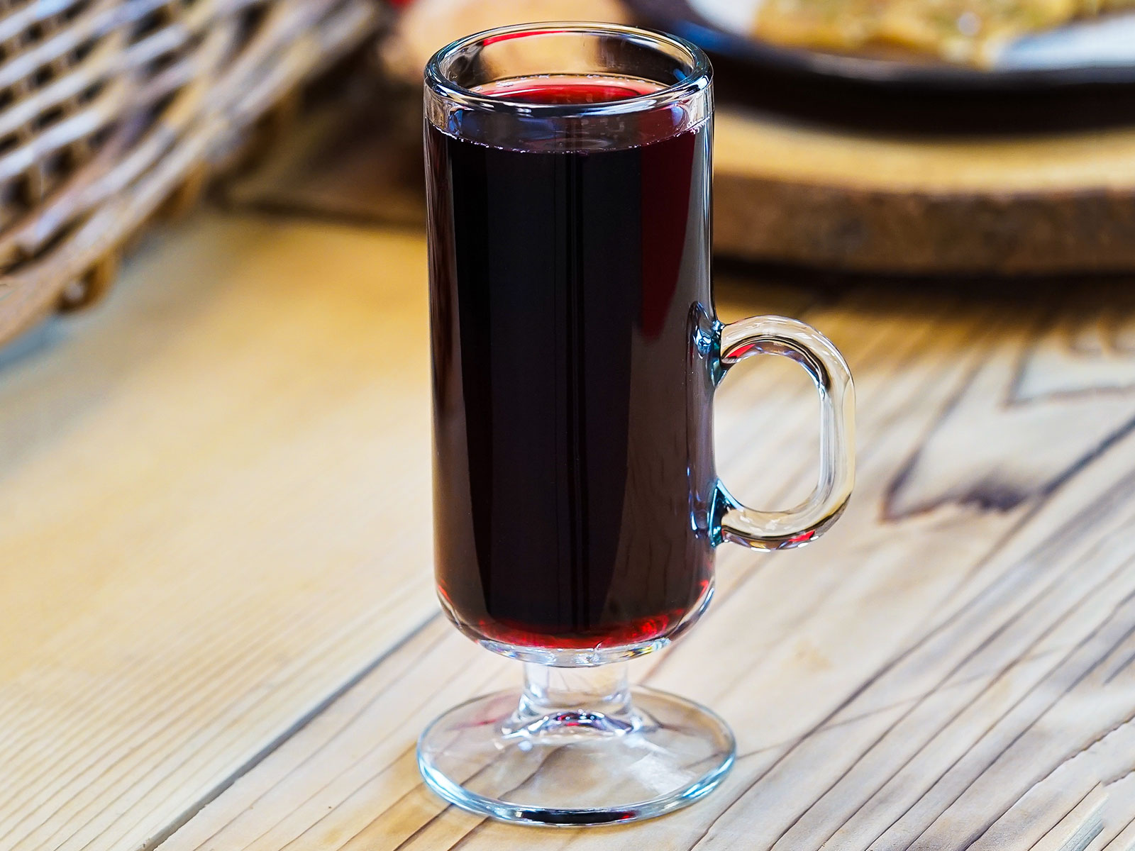 gluhwein for the holidays in disney
