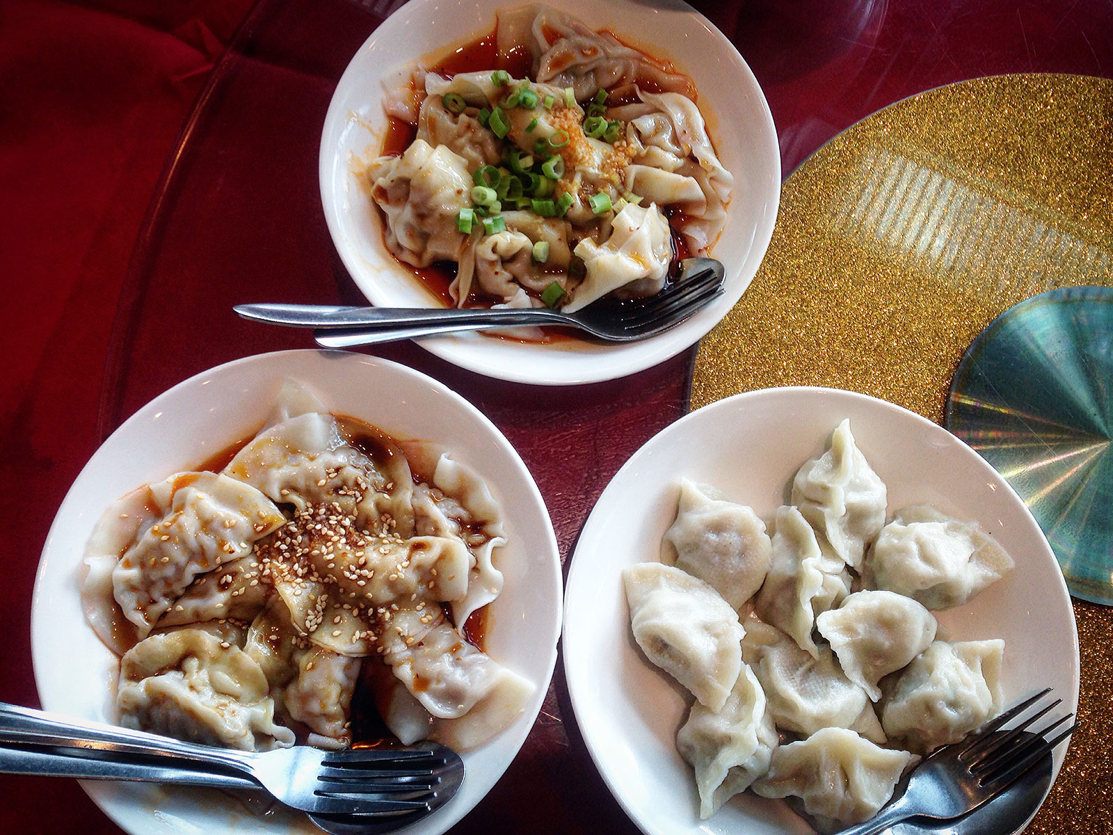 This Pacific Northwest Trail Isn't For Hiking, It's For Eating Delicious Dumplings