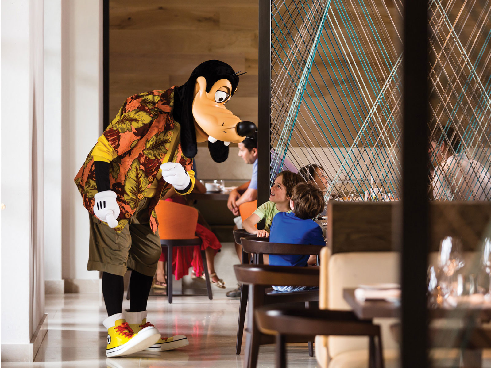 four seasons character breakfasts