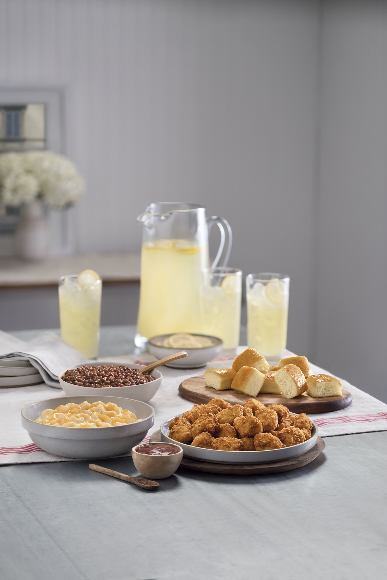 chick fil a family style meals
