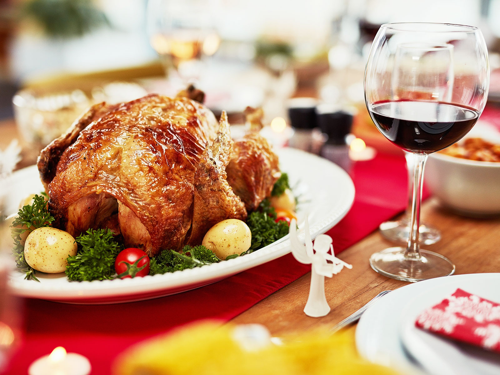 The Cost of Thanksgiving Dinner Has Dropped Again, According to the Farm Bureau