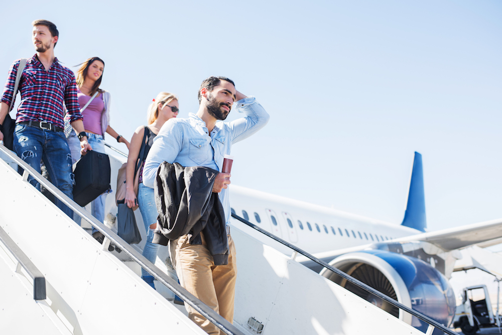 Why it takes so long to get off a plane after it lands