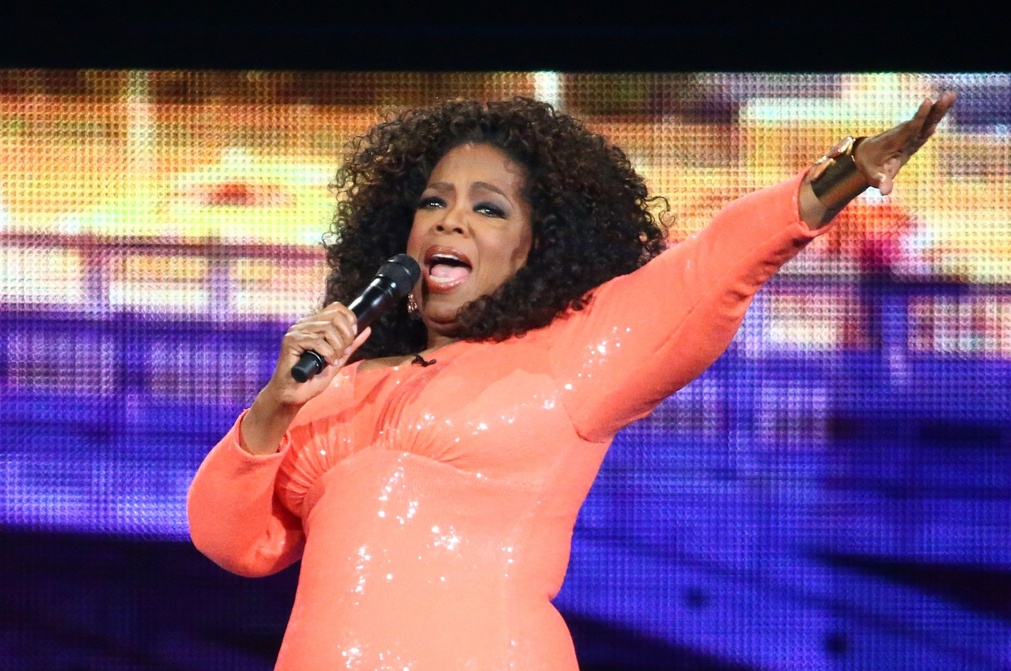 Here's What it Would Cost to Buy All of Oprah's 'Favorite Things' This Year