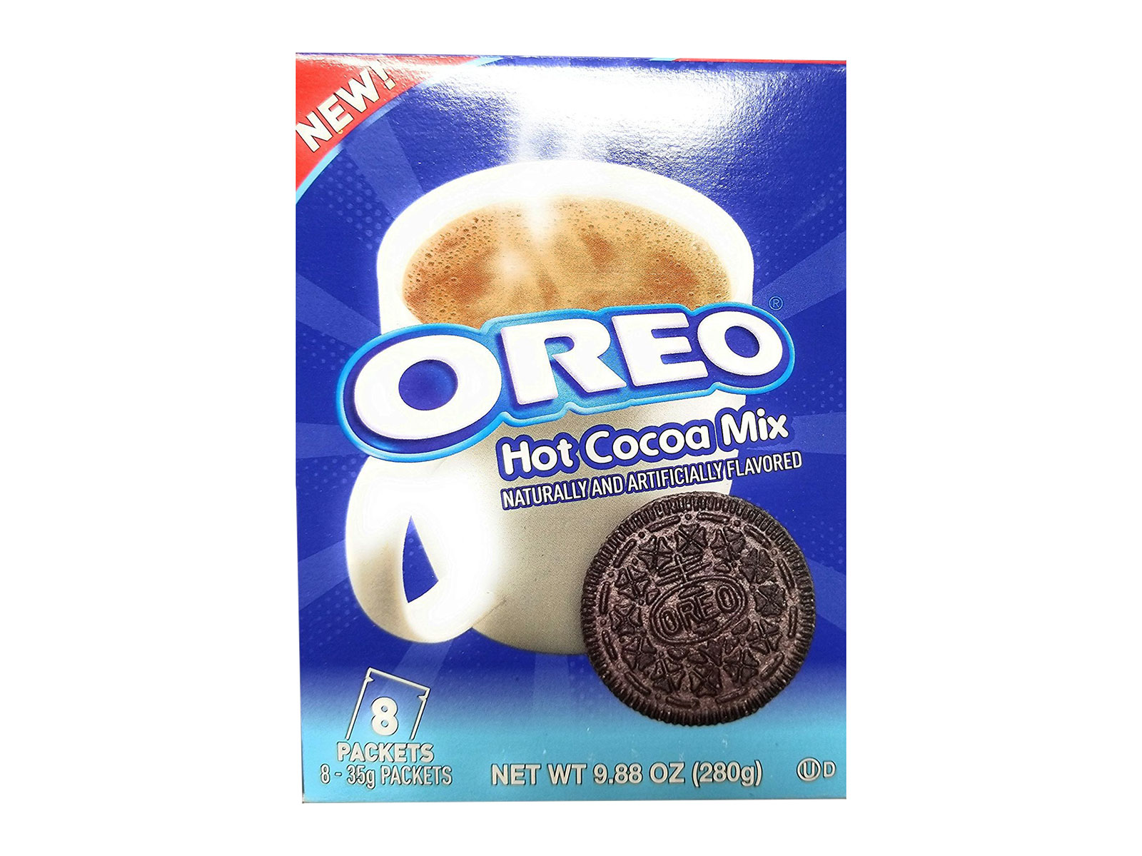 hot cocoa mix oreo flavored