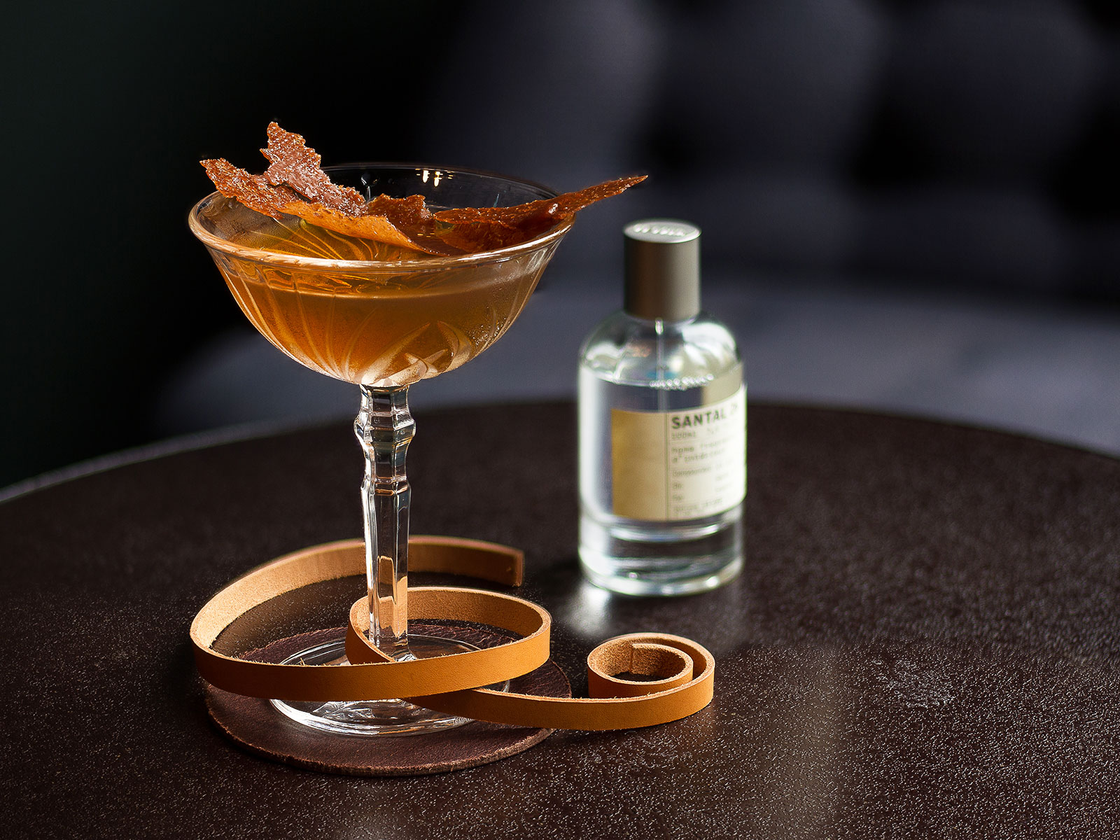 leather cocktail
