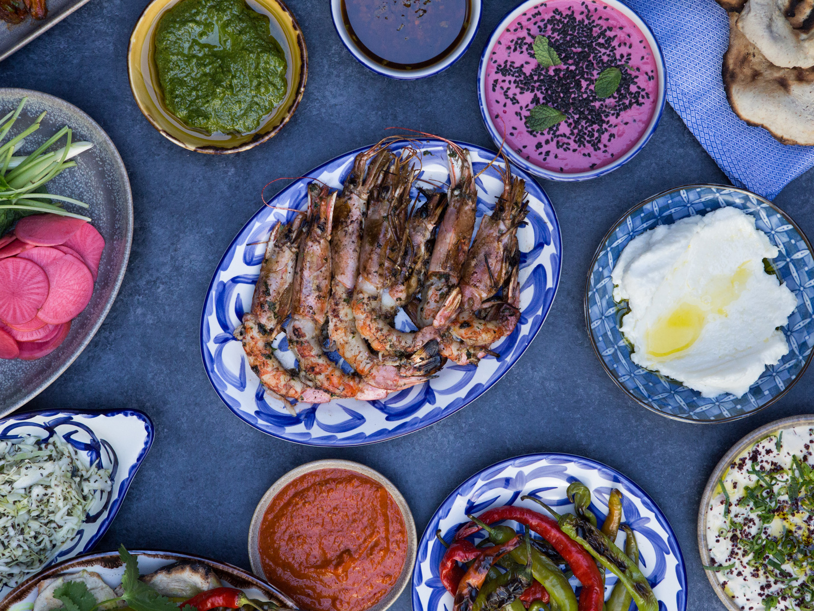 Maydan Explores Food Without Borders