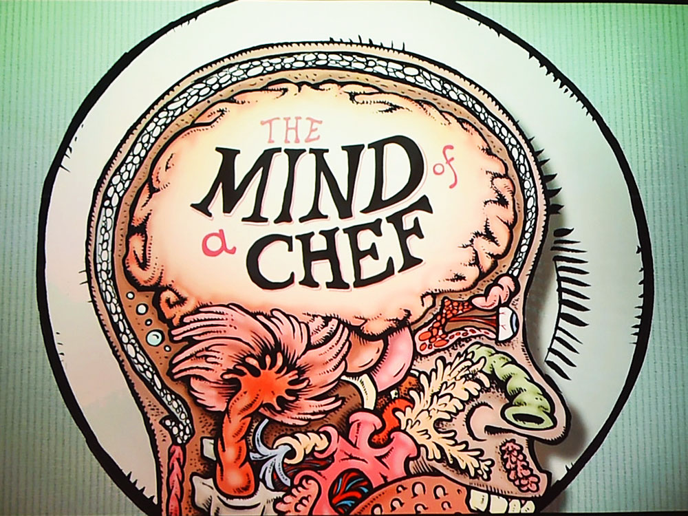mind of a chef